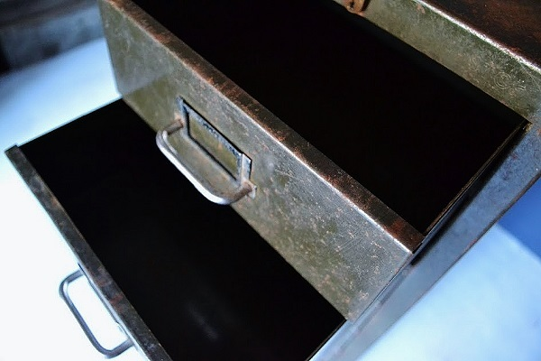 【Steel CabinetⅡ】スチールキャビネットⅡ