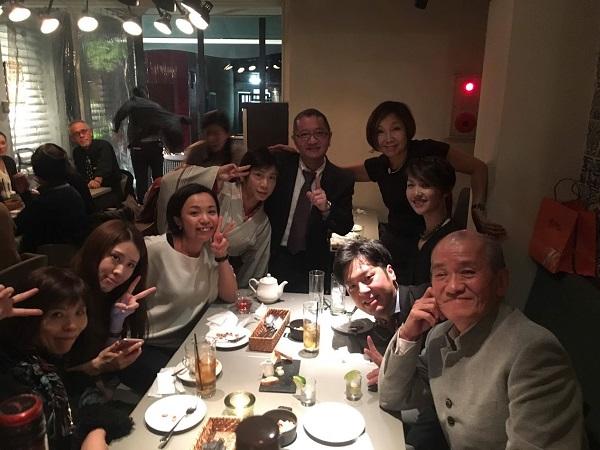 ICA関西クリスマスセミナー&パーティ二次会