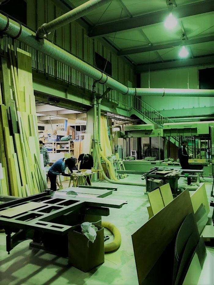 高砂ショウハウスクリエイティ部会場スギタニ木工
