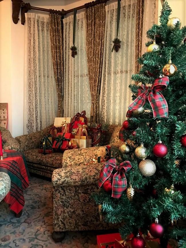 神戸舞子クリスマス2017武藤三治邸