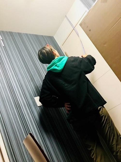 子供部屋改装