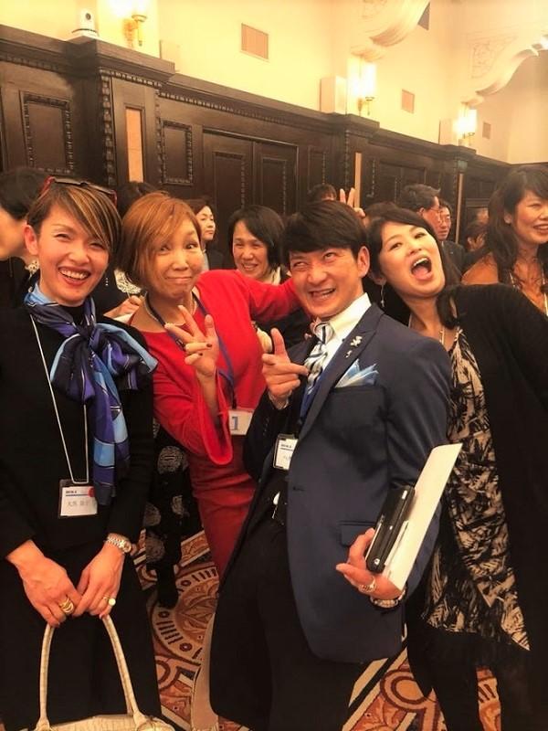 一般社団法人日本フリーランスインテリアコーディネーター協会設立記念パーティ