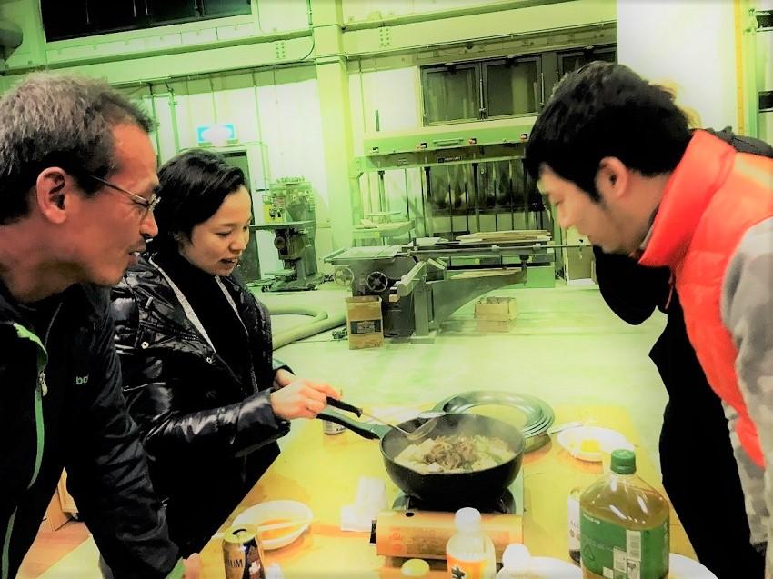 高砂ショウハウスクリエイティ部人間をダメにする至幸のすき焼きを作って食べる会