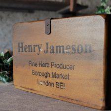 高砂ショウハウスのハーブ屋ボックス