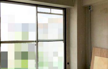ジオインテリアワークス新事務所塗装前
