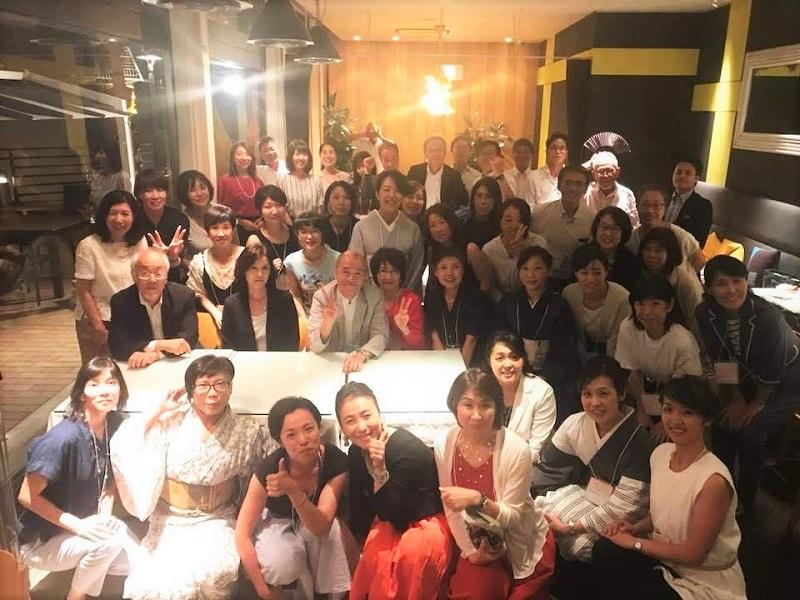 インテリアコーディネーター協会関西2018年総会懇親会