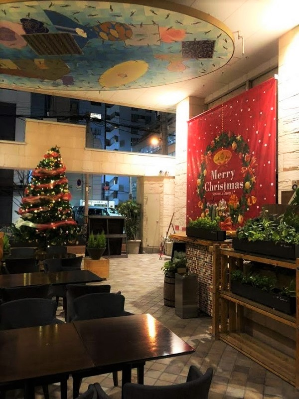 ICA関西クリスマスパーティ2018