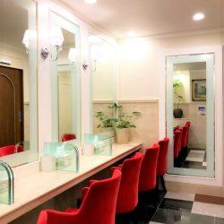 ケーニヒスクローネ 手づくりスイーツ館 トイレ