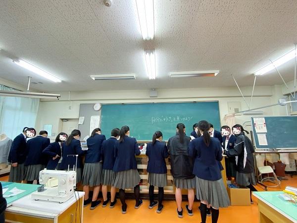 小野工業高校 特別授業 ジオインテリアワークス